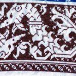 ассизи, виды вышивки