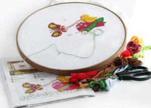 виды вышивки, вышивание, техники вышивки