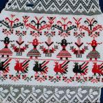 орловский спис, виды вышивки