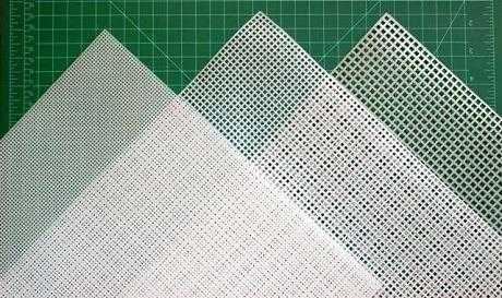 пластиковая канва для вышивки