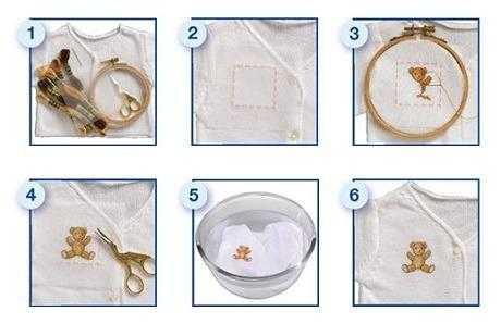 водорастворимая канва для вышивки