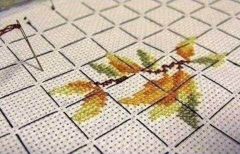 как делать резметку на ткани