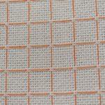 разметка нитями на ткани