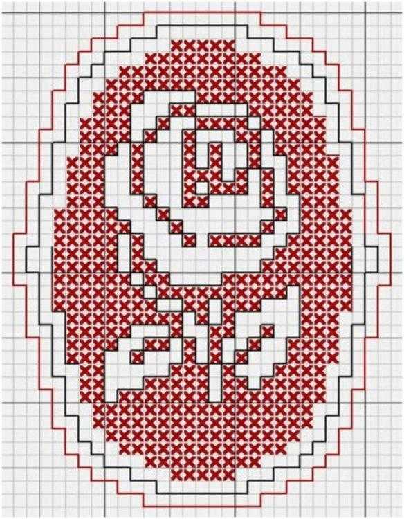 схема ассизи роза