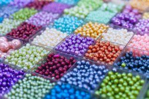 как вышивать бисером