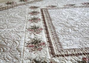 одеяло трапунто