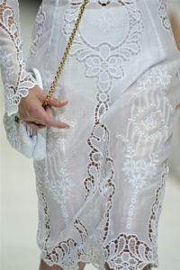 вышивка ришелье, платье