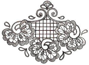 trafaret-rishele-300x218 Машинная вышивка в технике Ришелье