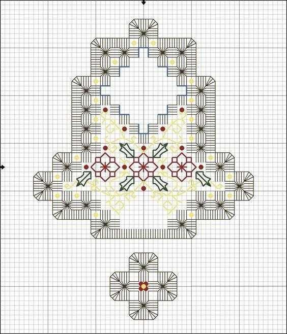 колокольчик схема