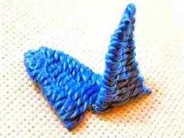 бразильская вышивка плетеное пико