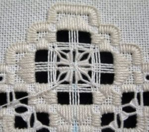мальтийский крест хардангер