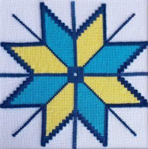 алатырь (крест сварога)