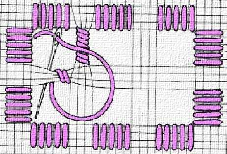 как делать обвитые бриды