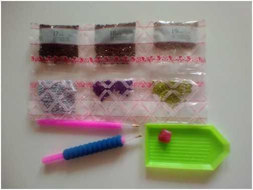 набор для алмазной вышивки