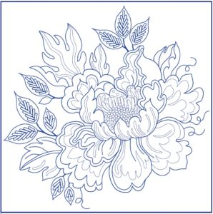 рисунки для вышивки белой гладью